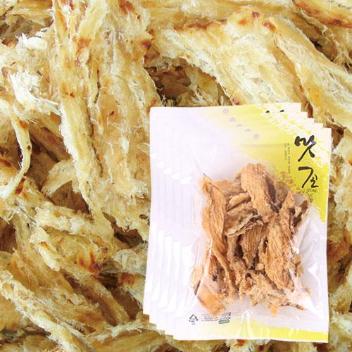 [맛존] 달콤 짭잘한 아귀포 구이채 150gx5봉이식사