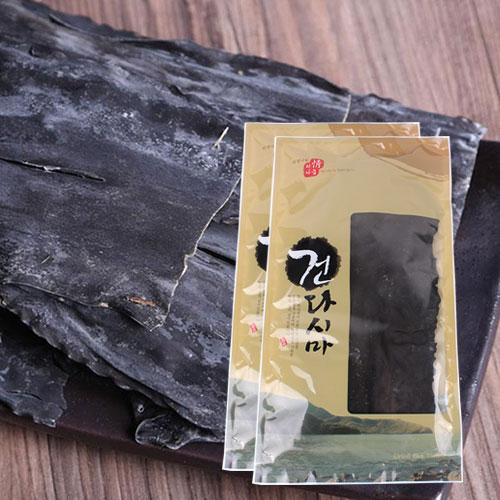[남해청정] 바다의 향기 건다시마 100gx2봉이식사