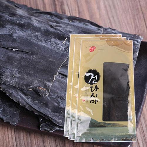 [남해청정] 바다의 향기 건다시마 100gx3봉이식사