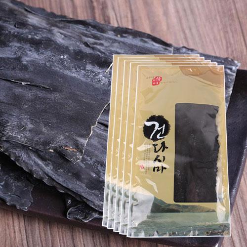 [남해청정] 바다의 향기 건다시마 100gx5봉이식사