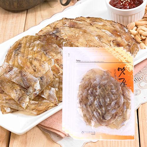 [맛존] 달콤 짭잘한 조미쥐포 100g(5장)x5봉이식사