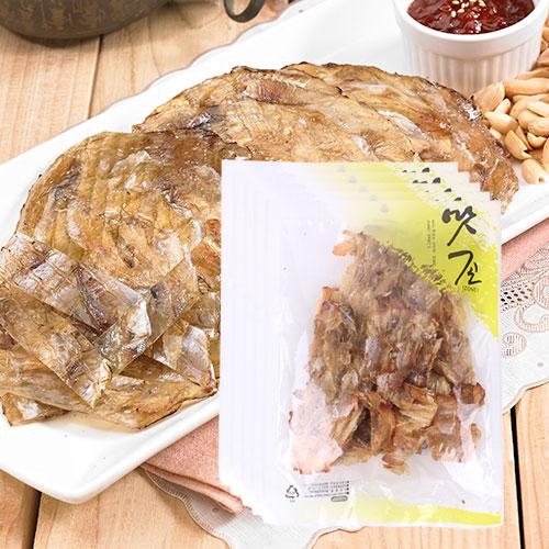 [맛존] 달콤 짭잘한 조미쥐포 구이채 120gx5봉이식사