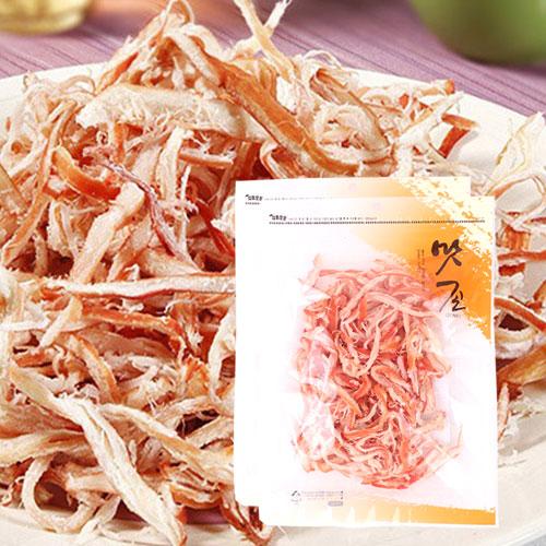 [맛존] 신선가득 홍진미 오징어채 150gx2봉이식사