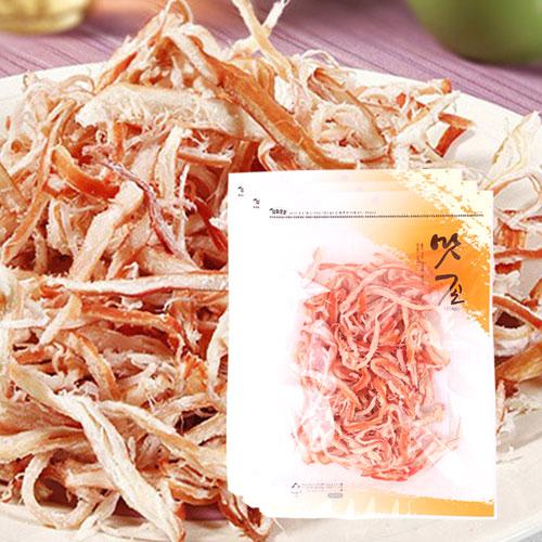 [맛존] 신선가득 오징어채 150gx3봉이식사