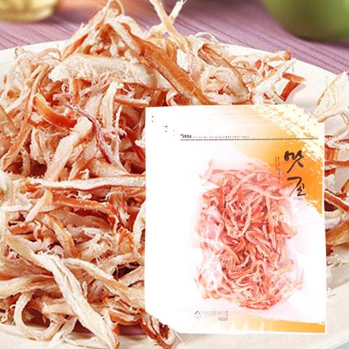 [맛존] 신선가득 오징어채 150gx5봉이식사