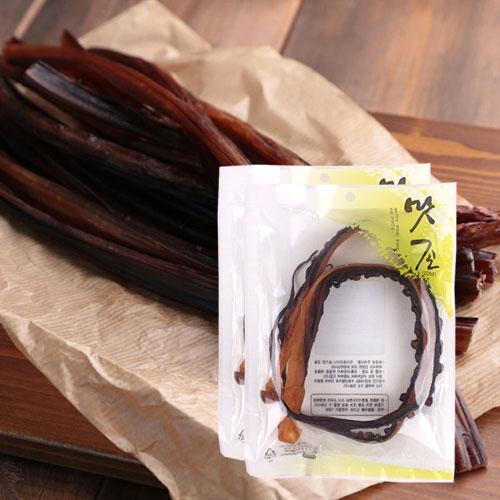 [간편간식] 쫄깃한 오징어 롱다리x2봉이식사