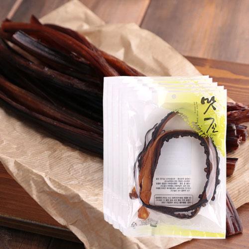 [간편간식] 쫄깃한 오징어 롱다리x5봉이식사