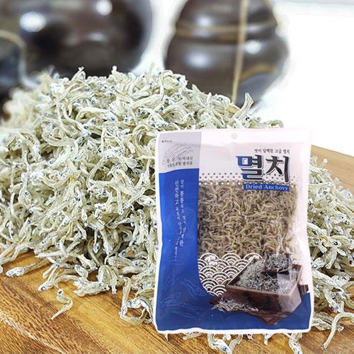 [남해청정] 신선하고 담백한 볶음용 고급멸치 200g이식사