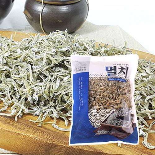 [남해청정] 신선하고 담백한 볶음,조림용 고급멸치 200g이식사