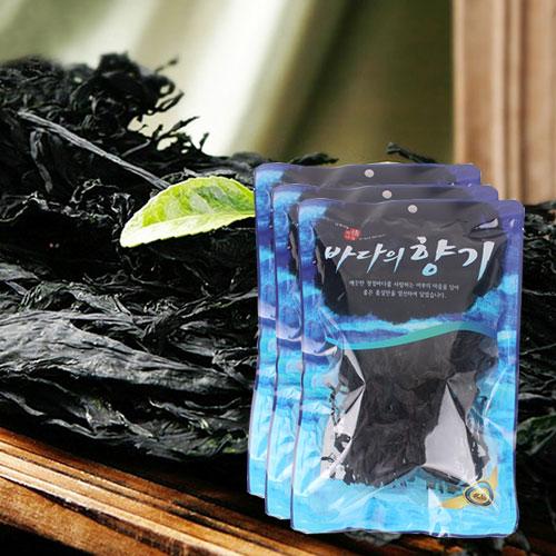 [남해청정] 바다의 향기 건미역 50gx3봉이식사