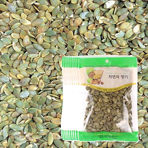 [산과들과] THE NUT 건강한 호박씨 180gx10봉이식사