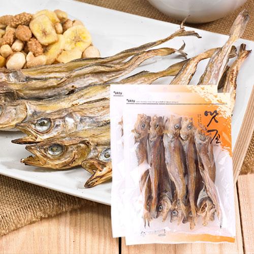 [간편안주거리] 짭잘하고 담백한 줄노가리 10미x2봉이식사