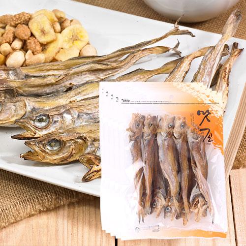 [간편안주거리] 짭잘하고 담백한 줄노가리 10미x5봉이식사