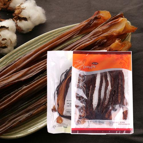 [간편간식] 쫄깃한 오징어 롱다리(1봉)+대왕발(1봉)이식사