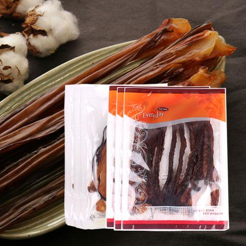 [간편간식] 쫄깃한 오징어 롱다리(3봉)+대왕발(3봉)이식사