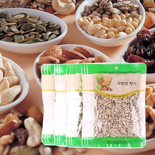 [산과들과] THE NUT 건강한 견과모듬(호두,파스타치오,호박,해바라기)x각3봉이식사