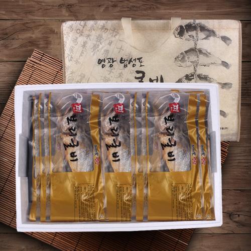 [영광법성포] 찐 마른보리굴비 10미/특(간편렌지용)이식사