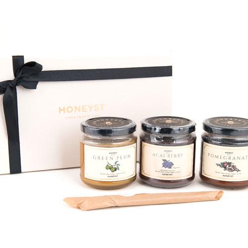 [건강한 달콤함] 유기농 꿀 선물세트 3종 5호이식사