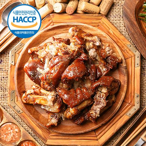 [웰쉐프] HACCP인증 한양 미니족발 500gx4팩이식사