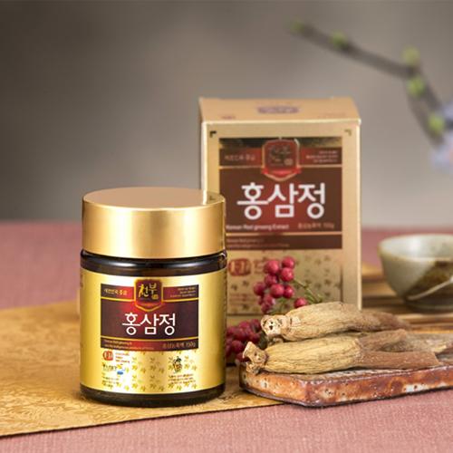 [천부홍삼] 홍삼정 프리미엄 농축액 150g이식사