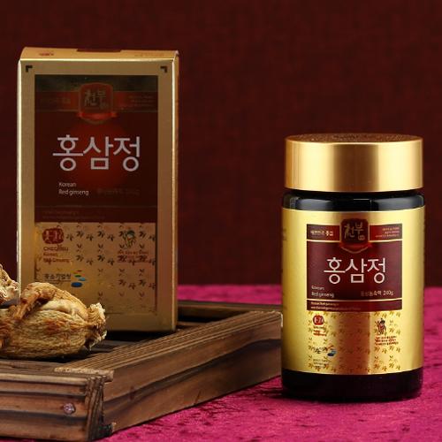 [천부홍삼] 홍삼정 프리미엄 농축액 240g이식사