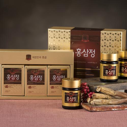 [천부홍삼] 홍삼정 프리미엄 농축액 50g*3병이식사