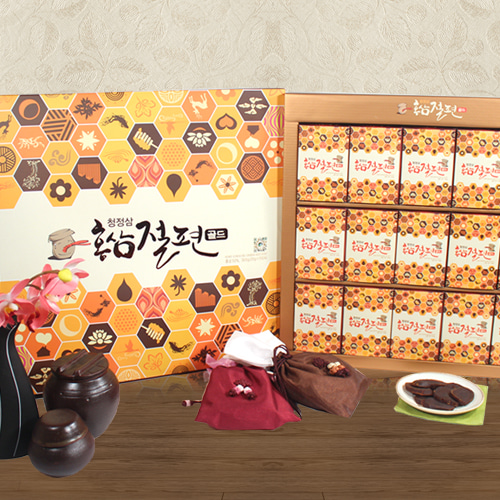 [신지식인] 금산청정 홍삼절편골드 300g(20gx15개입)이식사