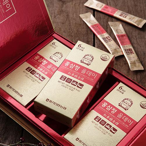 [풍기인삼농협] 황풍정 6년근 홍삼정 올데이(스틱) 10mlx30포이식사